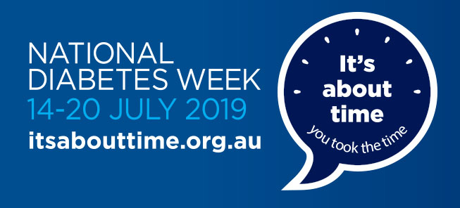 National Diabetes Week 2019