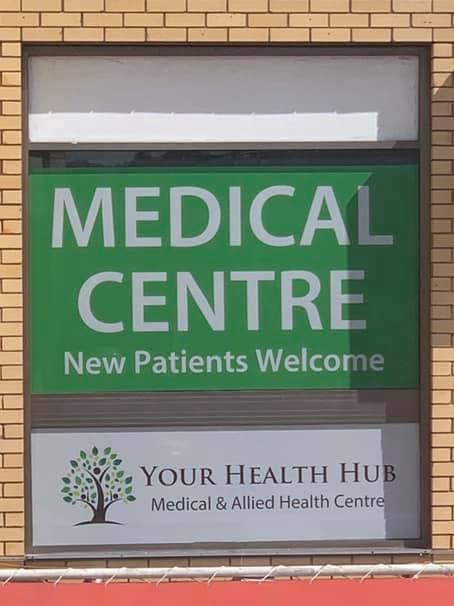 Your Health Hub Practice Update