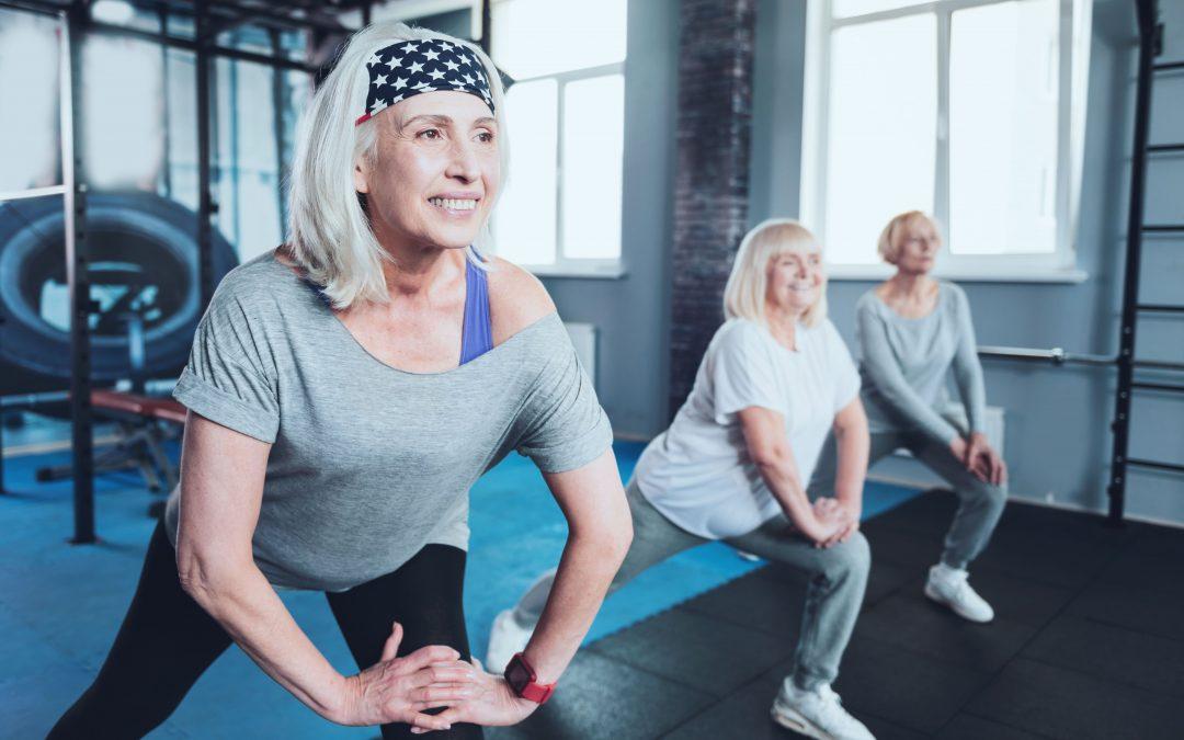 New Arthritis Strength & Balance Program