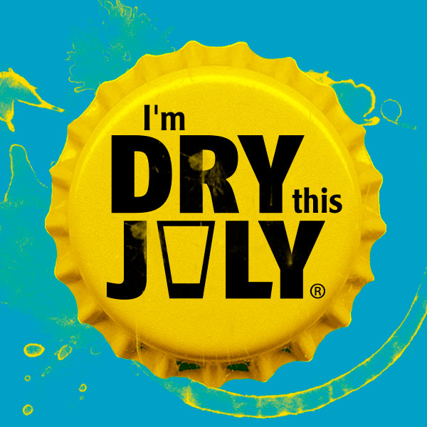 DRY JULY – Benefits of Giving Up Alcohol for a Month
