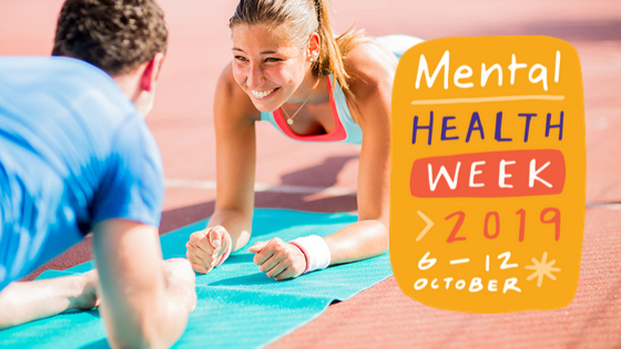 Mental Health Week – The Benefits of Exercise Upon Mental Health