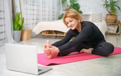 #StayHome and Stay Active with Your Health Hub Online Classes