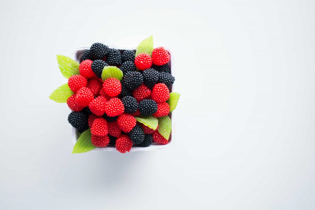 berries for healthy joint