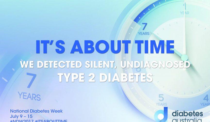 Diabetes Week 2018