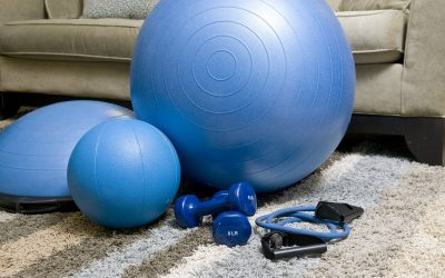 Get Active at Home with Our Home-Based Exercise Packs