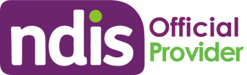 ndis official provider banner
