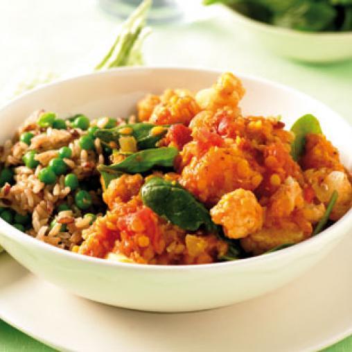 Dietitian's Pick: Gluten-free Pumpkin and Lentils Curry