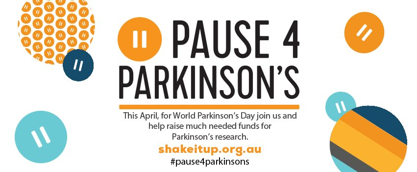 World Parkinson's Day April 11th